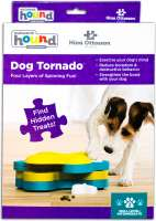 Nina Ottosson Dog Tornado Level 2  Azul claro 23.5x18x7 cm