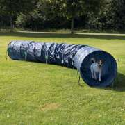 Trixie Dog Activity Agility Basic Tunnel Dunkelblau