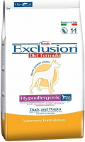 Exclusion Diet Hypoallergenic Small Breed - Duck & Potato 2 kg