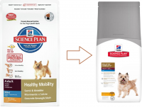 Science Plan Canine Adult Healthy Mobility Mini Kip 3 kg