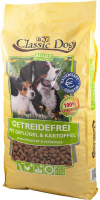 Classic Dog Aves de Corral & Patata sin Cereales 2 kg, 15 kg