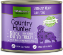 Natures Menu Country Hunter Pavo de Granja 600 g