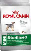 Royal Canin Size Health Nutrition Mini Sterilised 4 kg