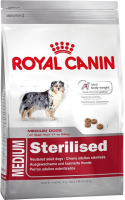Royal Canin Size Health Nutrition Medium Sterilised 3 kg, 12 kg