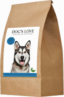 Dog's Love Salmon & Trout with Sweet Potato and Asparagus 2 kg 9120063682232