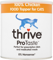 thrive ProTaste Chicken Food Topper for Cats 170 g