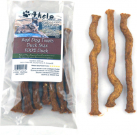 Akela Real Dog Treats Snax with Duck 50 g