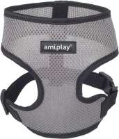 Amiplay Harness Scout Air Grey XXL