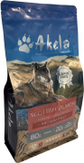 Akela Salmón Puppy / Small Paws 1.5 kg