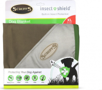Scruffs Insect Shield Dog Blanket Beige