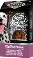 Voskes Delicatesse Oven-backed Bites Kangaroo 110 g