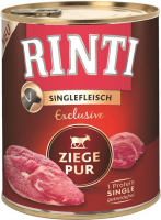 Rinti Single Protein Exclusive Pure Goat 800 g