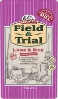 Field & Trial Lamb & Rice from Skinner's 2.5 kg, 15 kg buy online