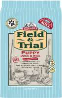 Skinner's Field & Trial Puppy Pato y Arroz 2.5 kg