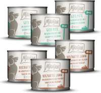 MjAMjAM Mono package I with Lamb and Turkey 6x200 g