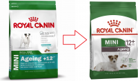 Royal Canin Size Health Nutrition Mini Ageing 12+ 1.5 kg