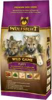 Wolfsblut Wild Game Puppy 500 g, 15 kg