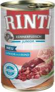 Rinti Kennerfleisch Junior with Beef 400 g