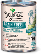 Purina Beyond grain-free rich in Turkey with Zucchini 400 g