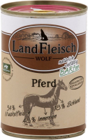 Wolf Sensitive 100% Paard Blikje 400 g