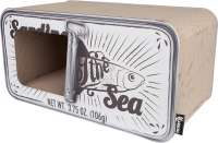 District 70 Sardine  Wit 30x60x30 cm
