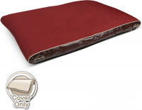 Scruffs Hilton Mattress Cover  Bordeaux L
