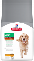 Hill's Science Plan Canine Adult Perfect Weight Large Breed Kip 2 kg, 12 kg