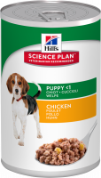 Hill's Science Plan Canine Puppy Kip 370 g