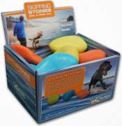 Kurgo Skipping Stones Display, 12 Piezas 12 Piezas