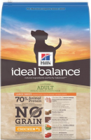 Hill's Ideal Balance Canine Adult Large Breed No Grain with Chicken & Potato 12 kg