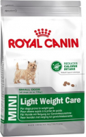 Royal Canin Size Health Nutrition Mini Light Weight Care 8 kg