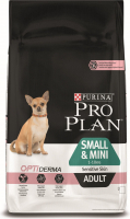Purina Pro Plan Small & Mini Adult - Optiderma rijk aan zalm 7 kg