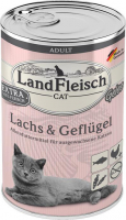 Cat Adult Gelee with Salmon & Poultry 400 g