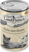 Cat Adult Schlemmertopf with Duck and Chicken 400 g
