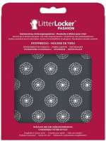 Litter Locker Design Fabric Sleeves Flowers 15.5x2.5x20.5 cm 0666594203571