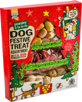 Armitage Pet Care Good Boy Festive Treat Assortment 185 g køb rimeligt og favoribelt med rabat