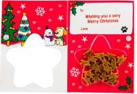 Armitage Pet Care Good Boy Chicken Meaty Treats Christmas Card