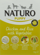 Puppy Chicken & Rice with Vegetables 150 g