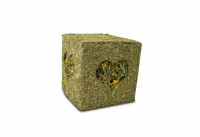 Hay Cube with Flowers 450 g
