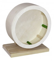 Wood Wheel for Rodent 30 cm