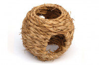 Straw Nest for small Rodents 10 cm