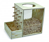 Shred Box for Rodents 20x20x25 cm