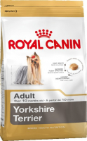 Royal Canin Breed Health Nutrition Yorkshire Terrier Adult 7.5 kg, 500 g, 1.5 kg