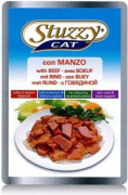 Cat Pouch beef 100 g