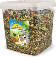 Super Rodents Food in Bucket 2.5 kg