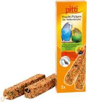 Fruit Sticks for Parakeets 2 Stuk