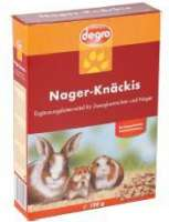 Crunchy treats for rodents 120 g