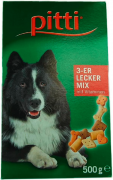 3pcs Tasty mix with Vitamins 500 g