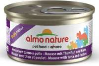 DailyMenu Mousse Tonijn & Kip 85 g