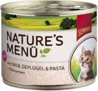 Nature's Menu Kitten Veal & Poultry 190 g